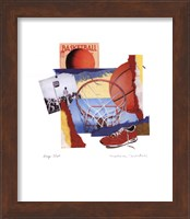 Hoop Shot Fine-Art Print