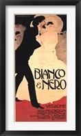 Bianco & Nero Fine-Art Print