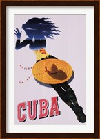 Cuba, Holiday Isle of the Tropics Fine-Art Print
