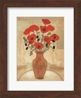 Crimson Poppies Fine-Art Print