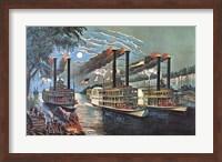Champions of the Mississippi Fine-Art Print