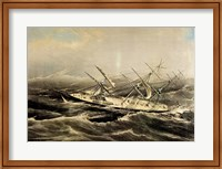 Clipper Ship Comet Fine-Art Print