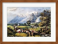 The Rocky Mountains Fine-Art Print