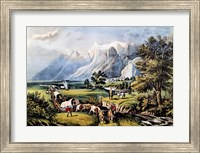 The Rocky Mountains Fine-Art Print