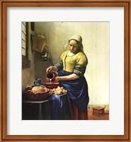 Milkmaid, The Fine-Art Print