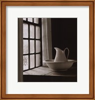 Water Pitcher and Bowl Fine-Art Print