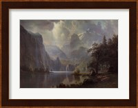 In the Mountains Fine-Art Print