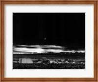 Moonrise, Hernandez Fine-Art Print