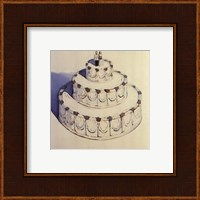Wedding Cake 1962 Fine-Art Print
