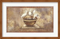Fresco Doves Fine-Art Print