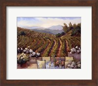 Vineyards to Mount St. Helena Fine-Art Print