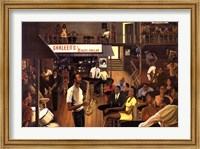 Jazz from the Cellar Fine-Art Print