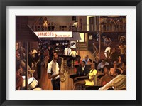 Jazz from the Cellar Fine-Art Print