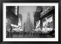 Times Square, 1949 Fine-Art Print