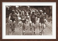 Smokers - An Intimate Portrait of The Tour de France Fine-Art Print