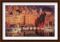 Ruby Sails Fine-Art Print