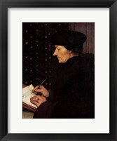 Portrait of Erasmus Fine-Art Print