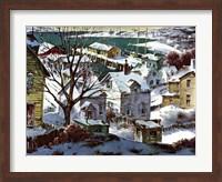 Winter Harbor Fine-Art Print