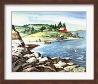 Inland Cove Fine-Art Print