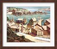 Peaceful Harbor Fine-Art Print
