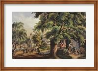 Village Blacksmith Fine-Art Print