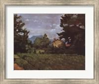 Farmhouse South of France Fine-Art Print