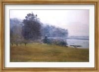 Trees In Fog and Mist Fine-Art Print
