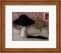 Venice Hat Fine-Art Print