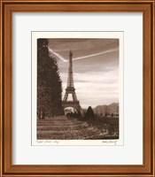 Eiffel Tower Day Fine-Art Print