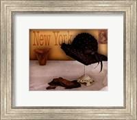 New York Hat Fine-Art Print