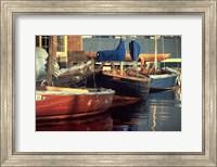 Spree at the Dock Fine-Art Print