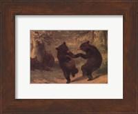 Dancing Bears Fine-Art Print