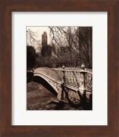 Central Park Bridges II Fine-Art Print