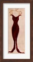 Red Evening Gown Fine-Art Print