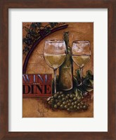 Wine and Dine II Fine-Art Print