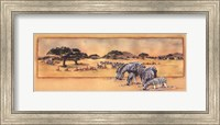 Out of Africa II Fine-Art Print