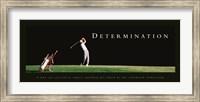Determination-Golfer Fine-Art Print