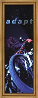 Adapt-Mountain Biker Fine-Art Print