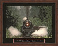 Initiative - Train Fine-Art Print