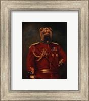 Major-General Woof Fine-Art Print