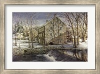 Mill in the Morning Fine-Art Print