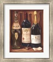 Wine Cabinet II Fine-Art Print