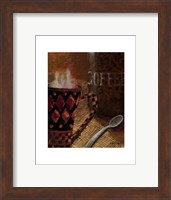 Still Life with Coffee II Fine-Art Print