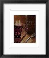 Still Life with Coffee II Fine-Art Print