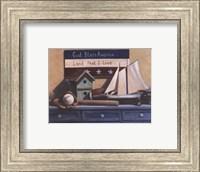 Still Life With Sailboat Fine-Art Print