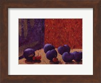 Plums and Cherries II Fine-Art Print