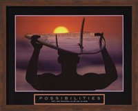Possibilities - Surfer Fine-Art Print