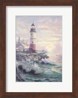 Lighthouse Cove Fine-Art Print
