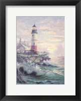 Lighthouse Cove Fine-Art Print
