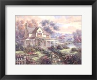 A Country Welcome Fine-Art Print
